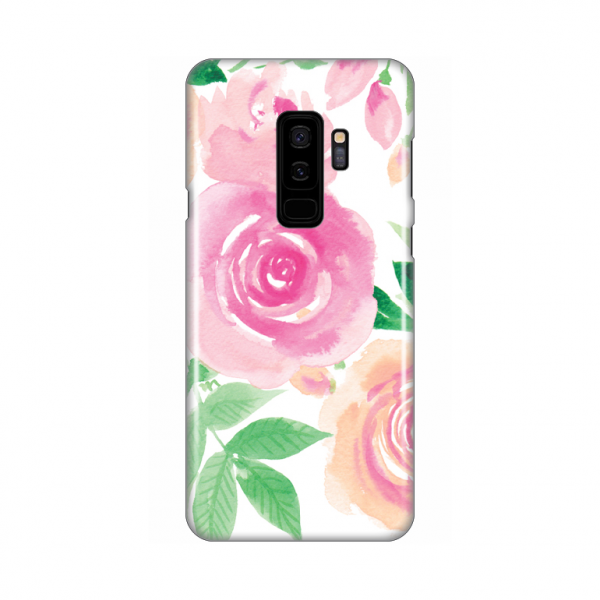 torbica-silikonska-print-za-samsung-g965-s9-plus-chic-floral-pattern-92185-96523